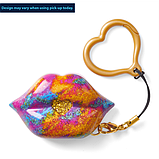 S.W.A.K. Интерактивный брелок поцелуй Glitz 'N' Glam Kiss Interactive Kissable Key Chain, фото 5
