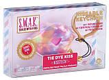 S.W.A.K. Интерактивный брелок поцелуй Tie-dye Kiss Interactive Kissable Key Chain, фото 4