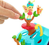 Enchantimals Домик бабочек и Бакси бабочка GBX08 Butterfly Clubhouse Playset with Baxi Butterfly Doll, фото 4