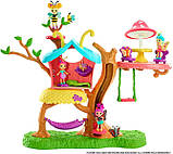 Enchantimals Домик бабочек и Бакси бабочка GBX08 Butterfly Clubhouse Playset with Baxi Butterfly Doll, фото 8