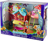 Enchantimals Домик бабочек и Бакси бабочка GBX08 Butterfly Clubhouse Playset with Baxi Butterfly Doll, фото 9