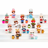 L. O. L. Surprise! S6 Кукла сюрприз Зимнее диско Серия Глиттер 561613 Winter Disco Glitter Globe, фото 2