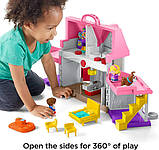 Fisher-Price Little People Музыкальный дом FWX12 Big Helpers Home, фото 4