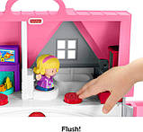 Fisher-Price Little People Музыкальный дом FWX12 Big Helpers Home, фото 8