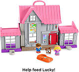 Fisher-Price Little People Музыкальный дом FWX12 Big Helpers Home, фото 9