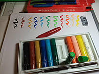 Faber-Castell Гелевые акварельные стики 12 цветов Gel Sticks 12