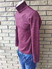 Гольф, водолазка свитер унисекс ангоровый  ELEGANCE, Турция, фото 3