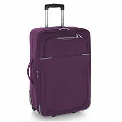 Чемодан дорожный на колёсах Gabol Malasia (M) Purple, 63 л. (440 x 660 x 270 см.)