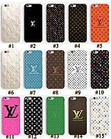 Чехол премиум качества с принтом в стиле LV Louis Vuitton для Iphone 6 6S 6Plus 6S Plus