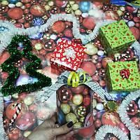 Новогодний подарок Sundy Box X сладкий с игрушкой Куклой Лол