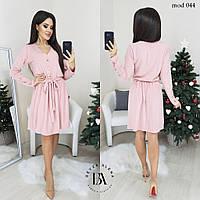 Сукня жіноча з ангори (2 кольори) - BA/-044, фото 1