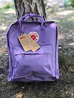 Рюкзак Fjallraven Kanken, 16л. Pale Purple, фото 1