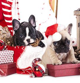 Новогодние подарочные наборы для творчества и декор