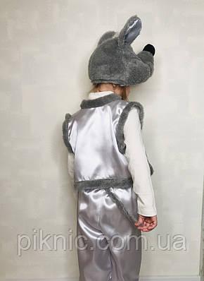 Детский карнавальный костюм Мышонок для мальчиков 4-7 лет 342, фото 2