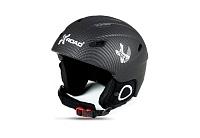 Шлем горнолыжный, для сноуборда X-ROAD 621 CARBON FIRBER