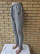 Спортивные штаны утепленные высокого качества унисекс трикотажные на флисе INCOGNITO,Турция, фото 3