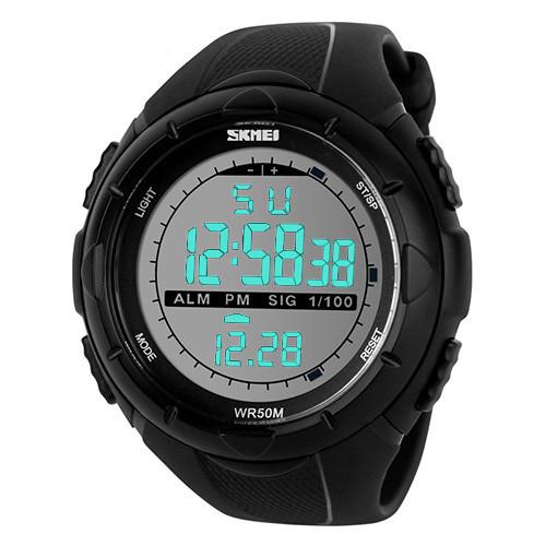 Часы наручные SKMEI 1025 Black
