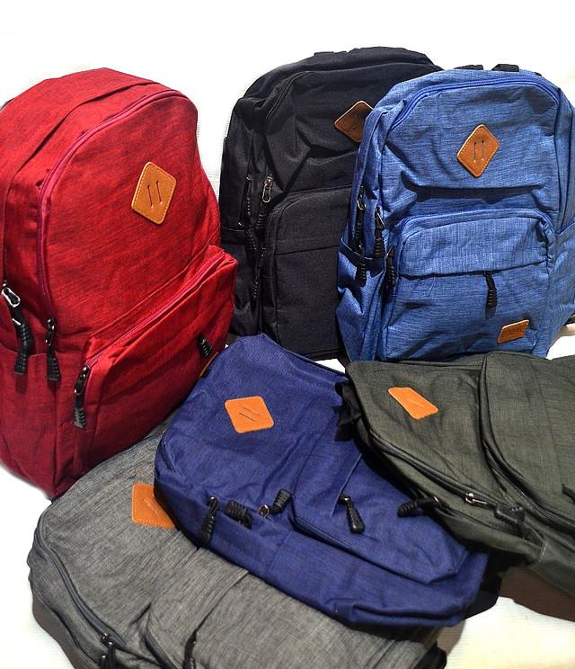 Стильный, удобный городской рюкзак 8034-1