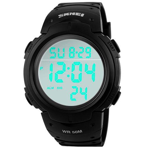 Часы наручные SKMEI 1269 Black