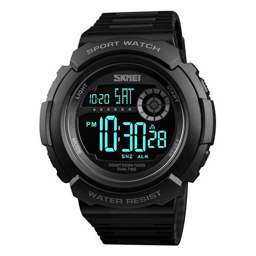Часы наручные SKMEI 1374 Black