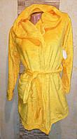 Махровые халаты женские, подростковые. Размер 36-38