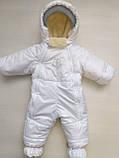 Конверт-комбинезон для новорожденных на овчине, фото 7
