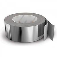 Алюминиевая клейкая лента  20151S прочность 50*10