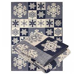 Теплое одеяло из шерсти мериноса 140х205 ТМ Ярослав