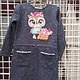 Туника платье с нашивкой единорог и кукла лол (LOL), фото 5