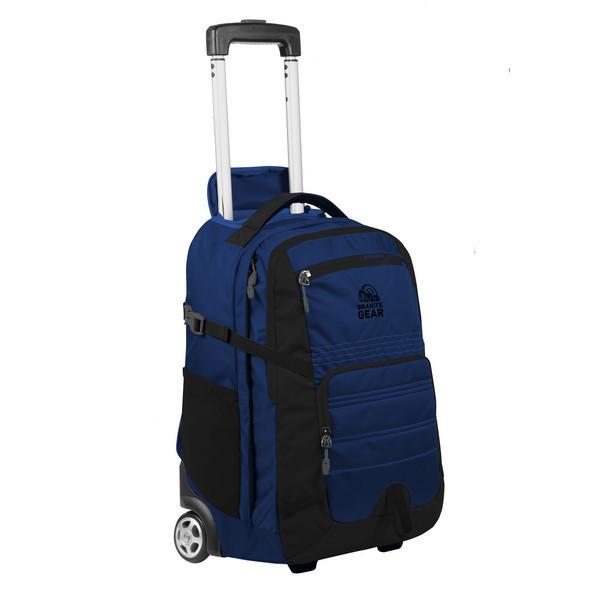 Сумка-рюкзак на колесах Granite Gear Haulsted Wheeled 33 Midnight Blue/Black