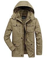 FS original 100% хлопок Мужская куртка еврозима джип парка, фото 1