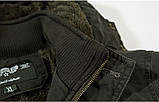 FS original 100% хлопок Мужская куртка еврозима джип парка, фото 7