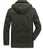 FS original 100% хлопок Мужская куртка еврозима джип парка, фото 3
