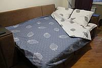 Комплект постельного белья Клубники V1 (двуспальный)