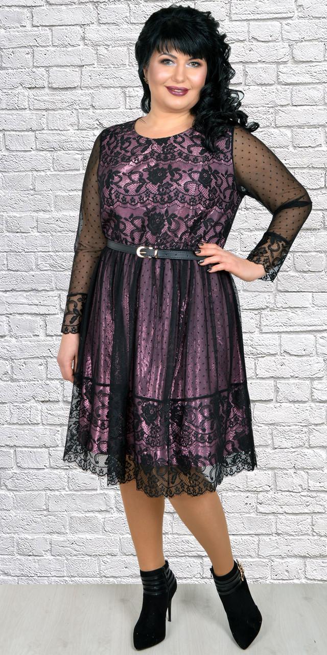 Эксклюзивное элегантное платье.