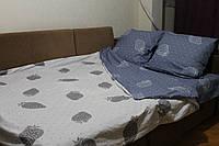 Комплект постельного белья Клубники V3 (двуспальный)