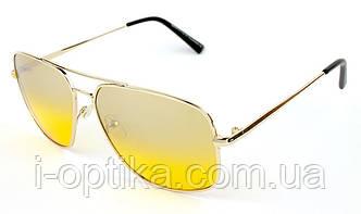 Водительские поляризационные желтые очки, фото 2