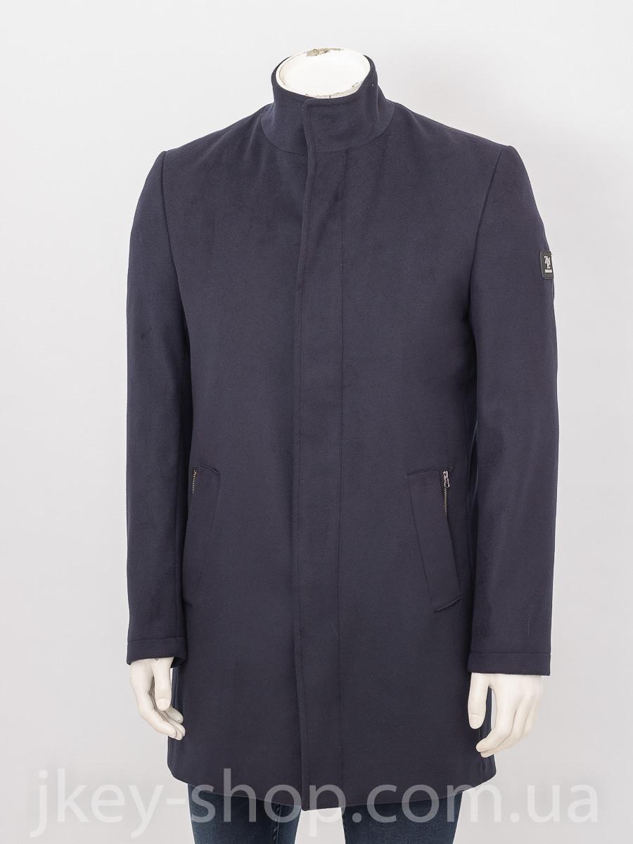 Пальто мужское ZEN-ZEN 62407 LACIVERT