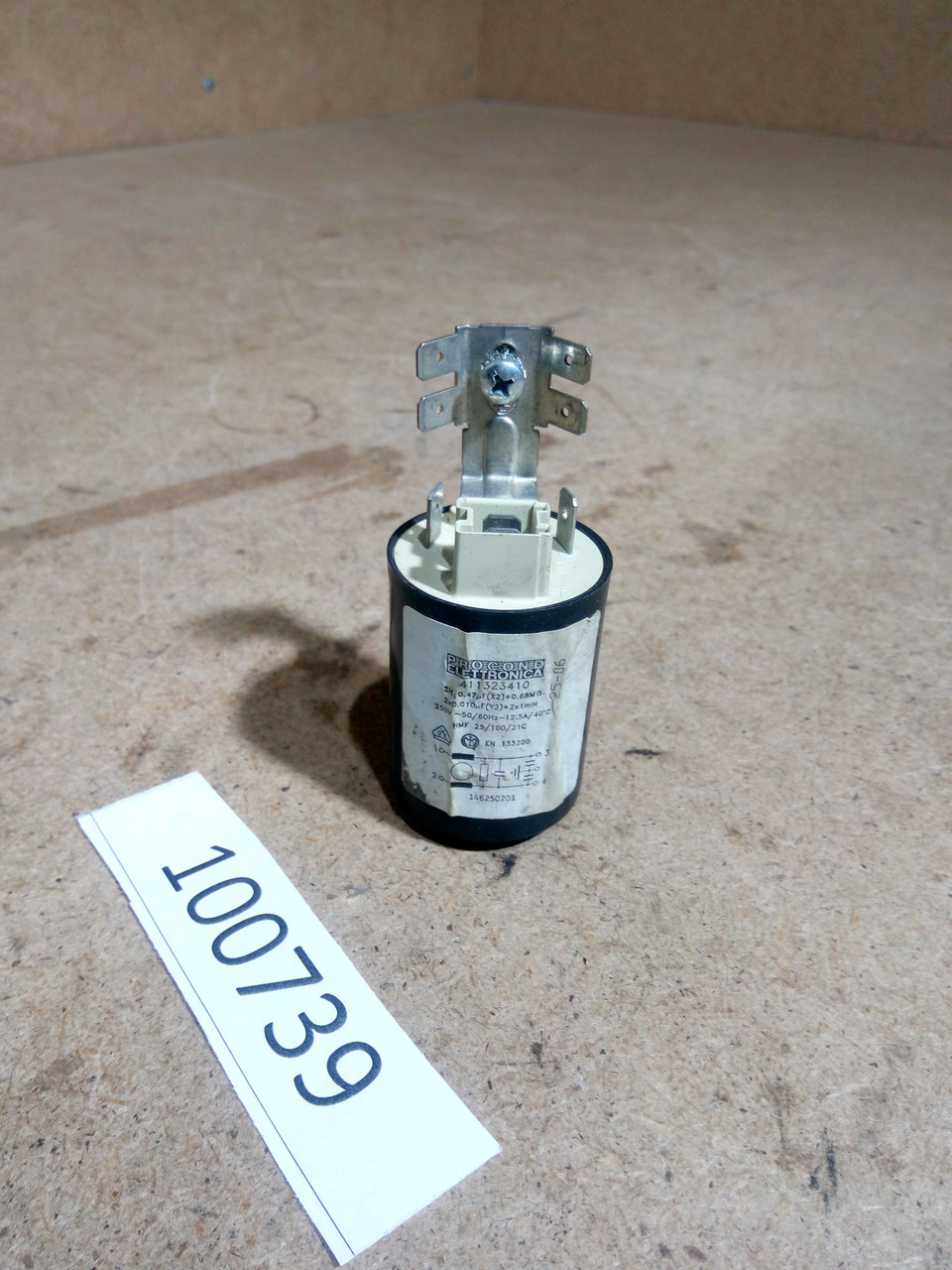 Сетевой фильтр Zanussi ZWT3105. 14625020 Б/У