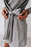 Платье женское вечернее серебро, розовый, чёрное золото, 42-44, 46-48, фото 7