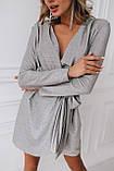 Платье женское вечернее серебро, розовый, чёрное золото, 42-44, 46-48, фото 5