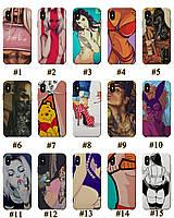 Чехол премиум качества с принтом Sex Art Сексуальный Арт для Iphone X XS XS Max 10 10S 10S Max