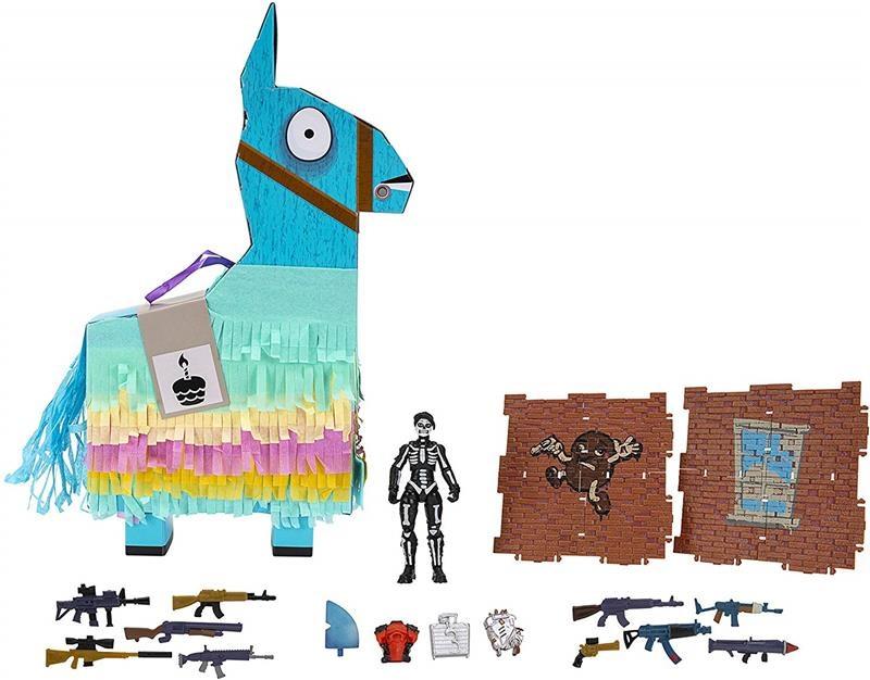 Fortnite Колекційна фігурка Birthday Llama Loot Pinata Skull Ranger S2