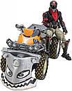 Fortnite Колекційна фігурка Feature Vehicle Quadcrasher, фото 5