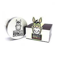 Многофункциональные патчи из биоцеллюлозыElizavecca Donkey Piggy Milky EGF Сling Eye Patch