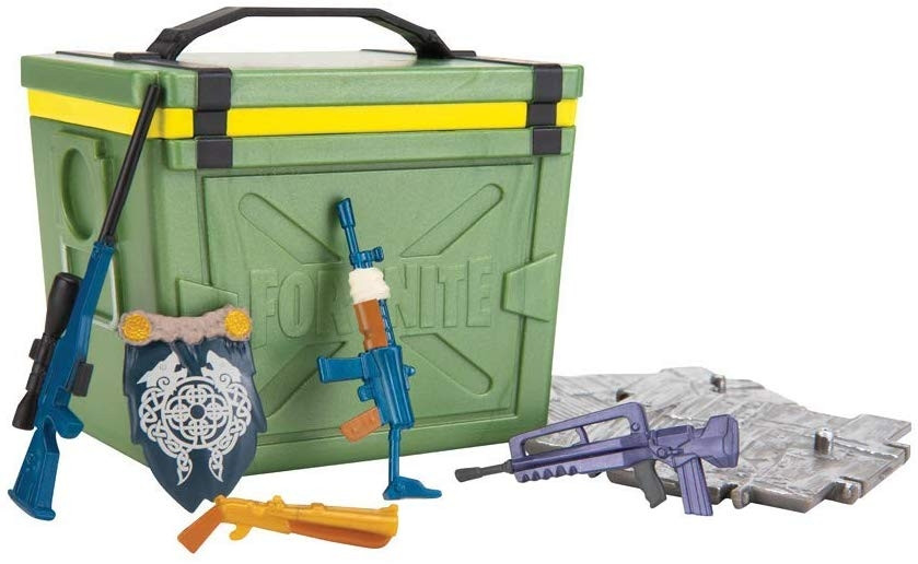 Fortnite Колекційна фігурка Accessory Set Loot Battle Box Collectible Assortment