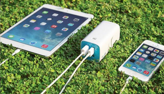 Портативные зарядные устройства power bank