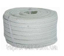 Шнур уплотнительный термостойкий Szczelinex квадратный 10х10мм (Стекловолоконный)