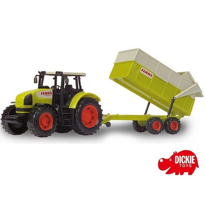 Трактор CLAAS с прицепом 57 см Dickie 3739000