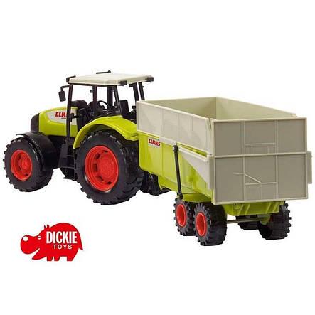 Трактор CLAAS с прицепом 57 см Dickie 3739000, фото 2